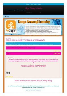 Home > Air Wangi > PARFUM LAUNDRY TERLARIS TERWANGI  PARFUM LAUNDRY TERLARIS TERWANGI   surgapewangilaundry   air wangi, ar...