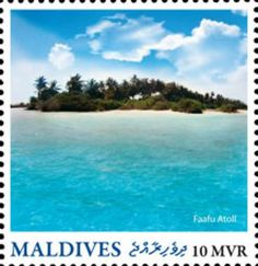 MLD16217a Maldives, Stamps, Beach, Water, Outdoor, Door Bells, The Maldives, Seals, Gripe Water