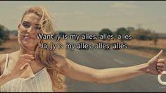 Bobby Van Jaarsveld - My Alles Lyrics ( Lirieke)