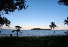 Windjana Beach House view of Dunk Island, Mission Beach, Australia, travel, Euriental