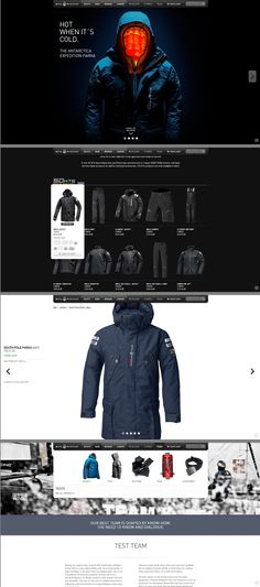 Very utility product and a straight forward design to match audience sensibilities. http://www.sailracing.com/