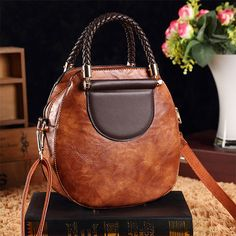 Women Retro Shell Handbag Shoulder Bags Crossbody Bags is designer, see other popular bags on NewChic. Cheap Crossbody Bags, Popular Bags, Cute Bags, How To Get Money, Bag Sale, Chic Outfits, Latest Fashion Trends, Saddle Bags, Shells