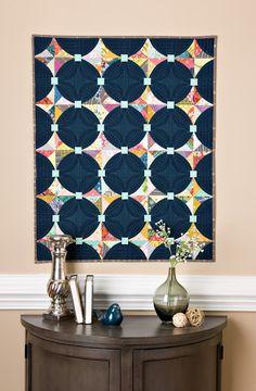 Mini Kites quilt