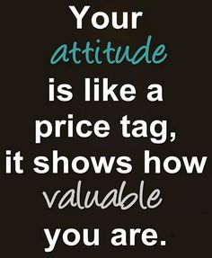 Bad Attitude Quotes Always Have A Good Attitude#attitude #quote  Words To Inspire You