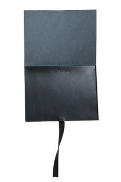 WARSAWIA Document Wallet black 01