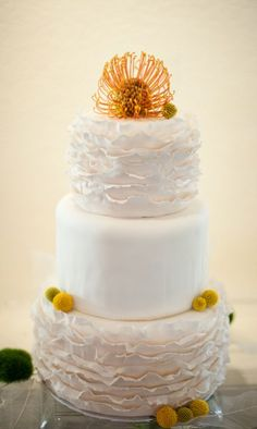 Clean & fun cake decor by Chestnut & Vine  Meaghan Elliott Photography