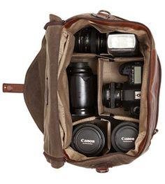 Waxwear Rangertan Camera Bag - Cool Hunting