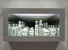 Modernity circa 1952, Mirrored and Reflected Infinitely 2004 by Josiah McElheny