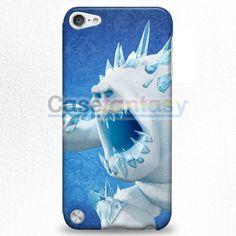 Marshmallow Frozen Disney Wallpaper iPod Touch 5 Case   casefantasy