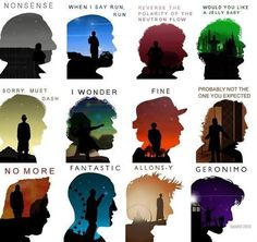 Doctor Who: Do You Know Your Catchphrases?