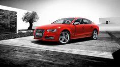 The Audi Sportback: dynamic sportsmanship featuring a unique blend of elegance, visualized through various design-elements. Audi S5 Sportback, Used Audi, Performance Cars, Luxury Cars, Design Elements, Dream Cars, Model, Garage, Heaven