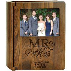 Personalized wedding photo album wedding by DaySpringMilestones