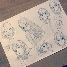 Anime Body, Anime W, Cartoon Kunst, Cartoon Art, Cute Drawings, Drawing Sketches, Drawing Tips, Art And Illustration, Anime Pokemon