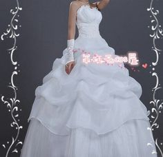 It may be for cosplay, but it still counts as a wedding dress in my books