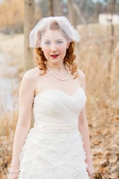 """50 Dreamy Wedding Dresses You'll Fall In Love With:  #25. """"Sherry Darling"""" Dress"""