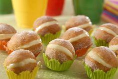 10 receitas de doces criativos para festas