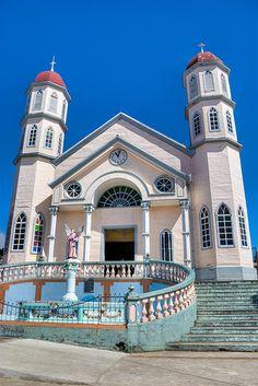 Iglesia Zarcero-COSTA RICA.