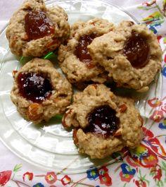 Vegan Thumbprint Cookies, by the Kitchn
