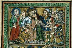Manuscript Miniatures: Psalter Bonmont Historical Art, Medieval, Anime, Miniatures, Painting, Fasteners, Ms, Icons, Google