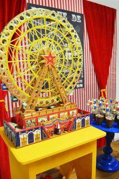 Invento Festas | Parque de Diversões