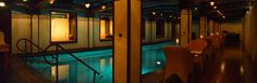 hôtel costes - the swimming pool - the swimming pool