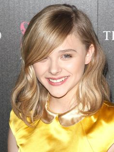 Chloe Moretz..she's such a cutie pie! can't wait to see her in Carrie!