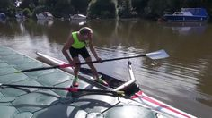 How to scull - sculling technique - rowing - learn to row (+playlist)