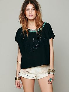 New Romantics Catalina Top Free People