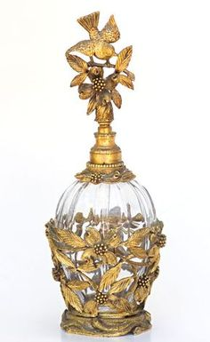 How to Collect Antique Perfume Bottles