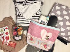 Kliniktasche: Was nimmt Mama mit, was braucht man wirklich (nicht)? Ich sag euch meine Kliniktasche 2.0 ist um einiges leichter als beim ersten Mal....