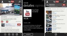 Google exige a Microsoft que retire YouTube para Windows Phone