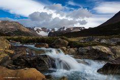 Rio Guanacos, Patagonia, Argentina