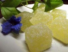 Фото к рецепту: Лимонный мармелад в домашних условиях