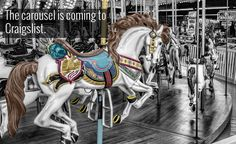 Craigslist Apartment Marketing News: Here comes the carousel.