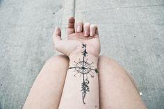 compass/henna