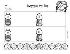 Worksheets Collect The Pictures That Begin Ch And Sh phonics worksheets words and articles on pinterest