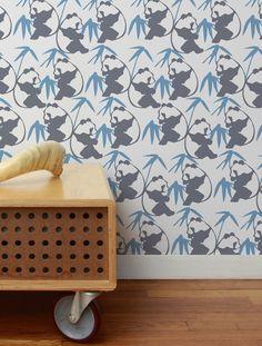 Panda wallpaper!!