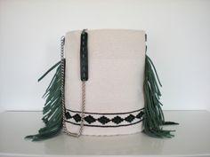 BOLSO FLECOS de hilo.handmade shop. por DaWanda.com