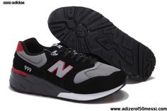 Buy Discount New Balance NB ML999BR classic carbon Grey Black Red For Men shoes Football Shoes For SaleFootball Boots For Sale