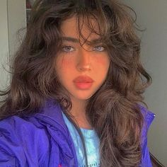 ideas with curls ideas trending hairstyle ideas 2018 hairstyle ideas 2019 ideas for redheads ideas for school collection ideas design ideas Aesthetic Hair, Aesthetic People, Aesthetic Makeup, Aesthetic Grunge, Cute Makeup, Makeup Looks, Hair Makeup, Pink Makeup, Hair Inspo