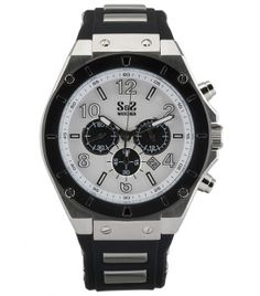 Reloj S&S Mod. S-S-GU-1905-OS2A Blanco