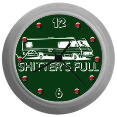 Funny Custom Wall Clocks. Only $21.99 / Design Your Own For The Same Low Price.