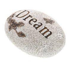Kaunista kotiin - Koristekivi Dream - Hyvän Tuulen Puoti