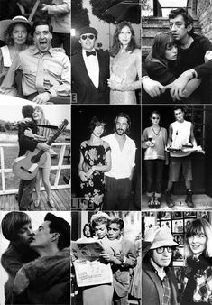 Couples from the past