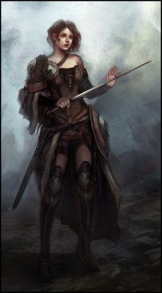 Sigrid.  Regret by DrawingNightmare.deviantart.com on @deviantART