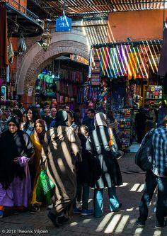 Marrakech Souk - I