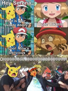 ash and pikachu fanfiction - Google Search #pokemonjokes #FunnyPokemonImages