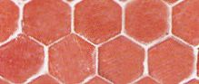 Les imprimables de Miniaturama : Carrelage : sol en terre cuite (tomettes)