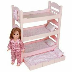 Bunk Bed For 4