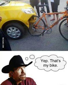 Cykel :-)